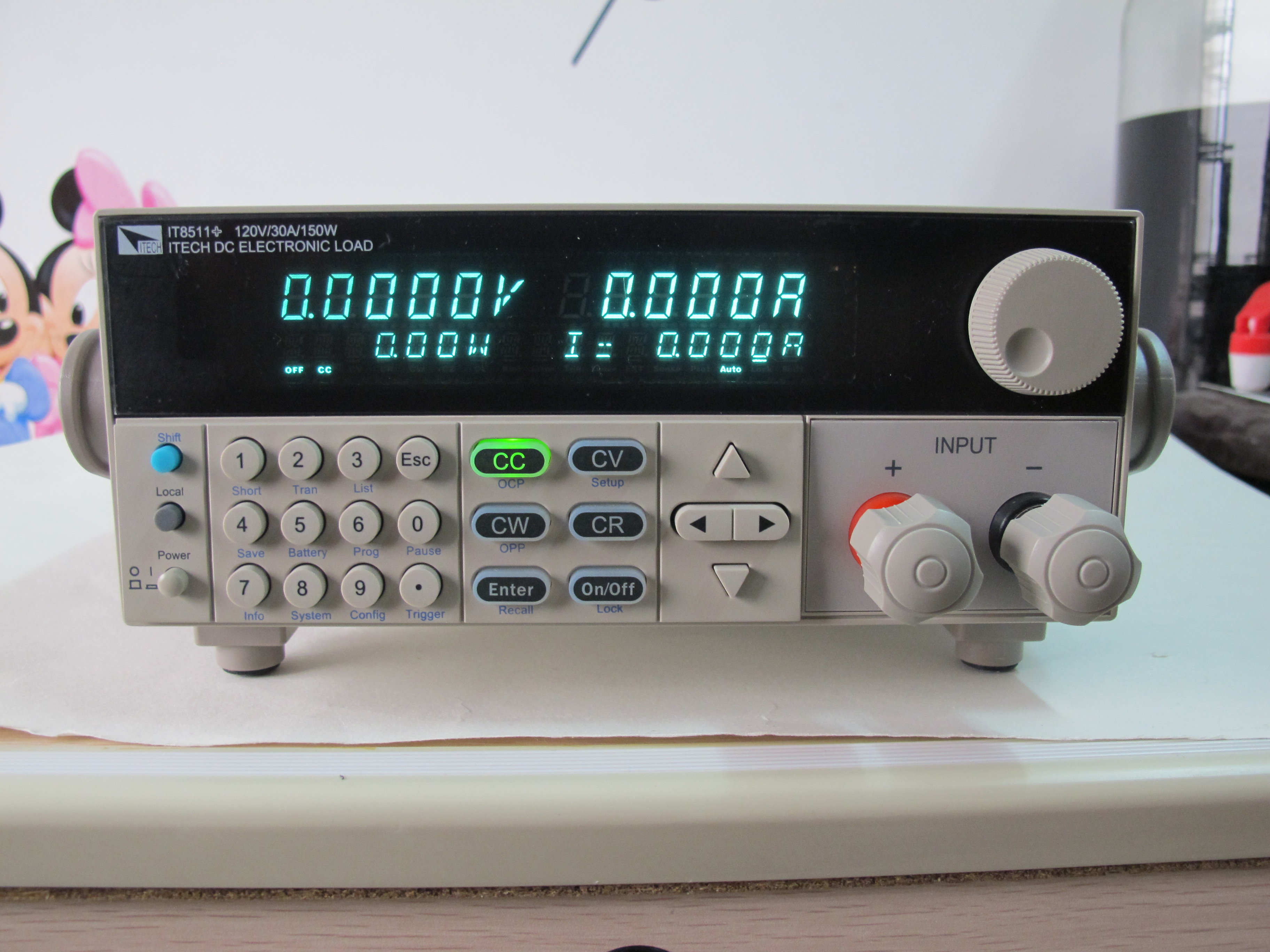 台湾艾德克斯  直流电子负载仪  it8511