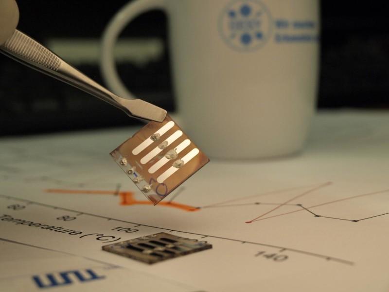 有机太阳能电池没效率?加点磁性纳米粒子吧